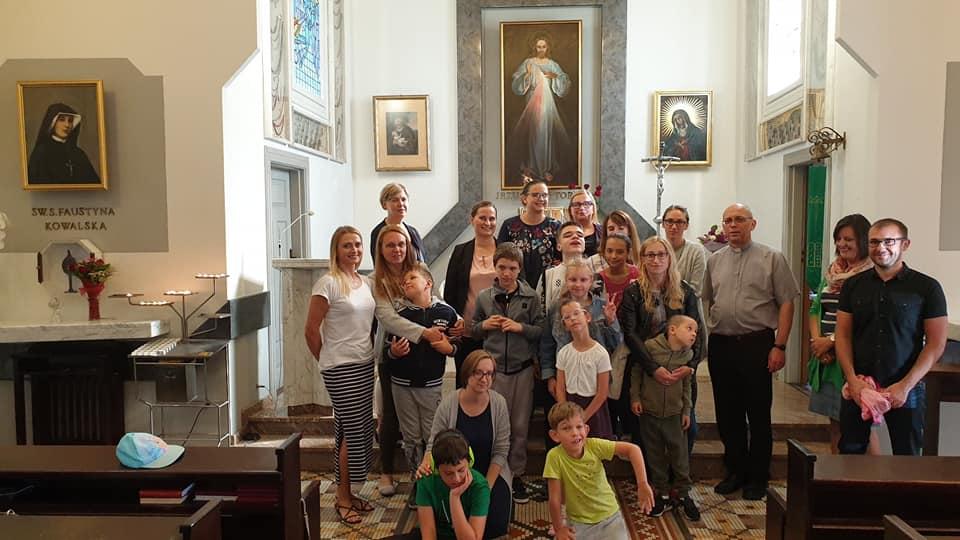Z Bożym Błogosławieństwem rozpoczęliśmy nowy rok szkolny :)