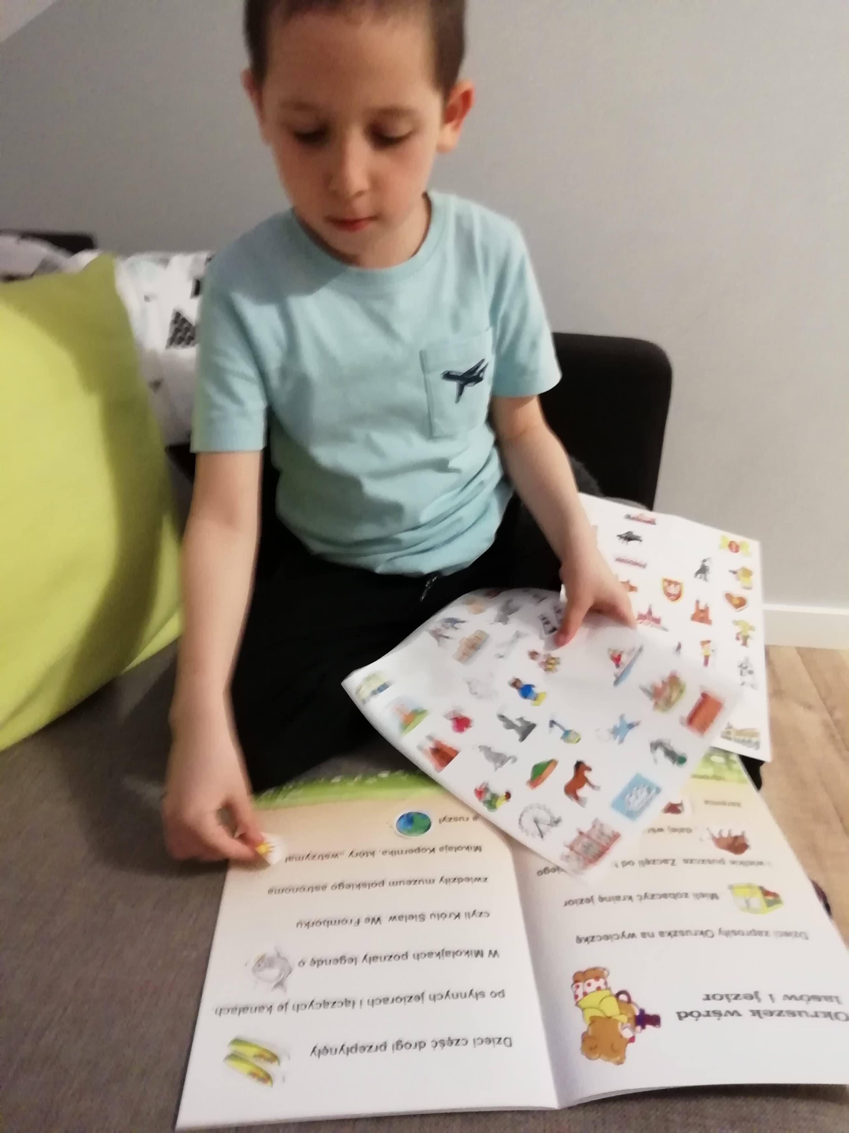 Nasi uczniowie dzielnie pracują w domach :).